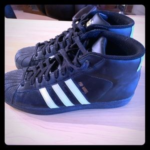 Adidas Pro Model excellent condition worn once.